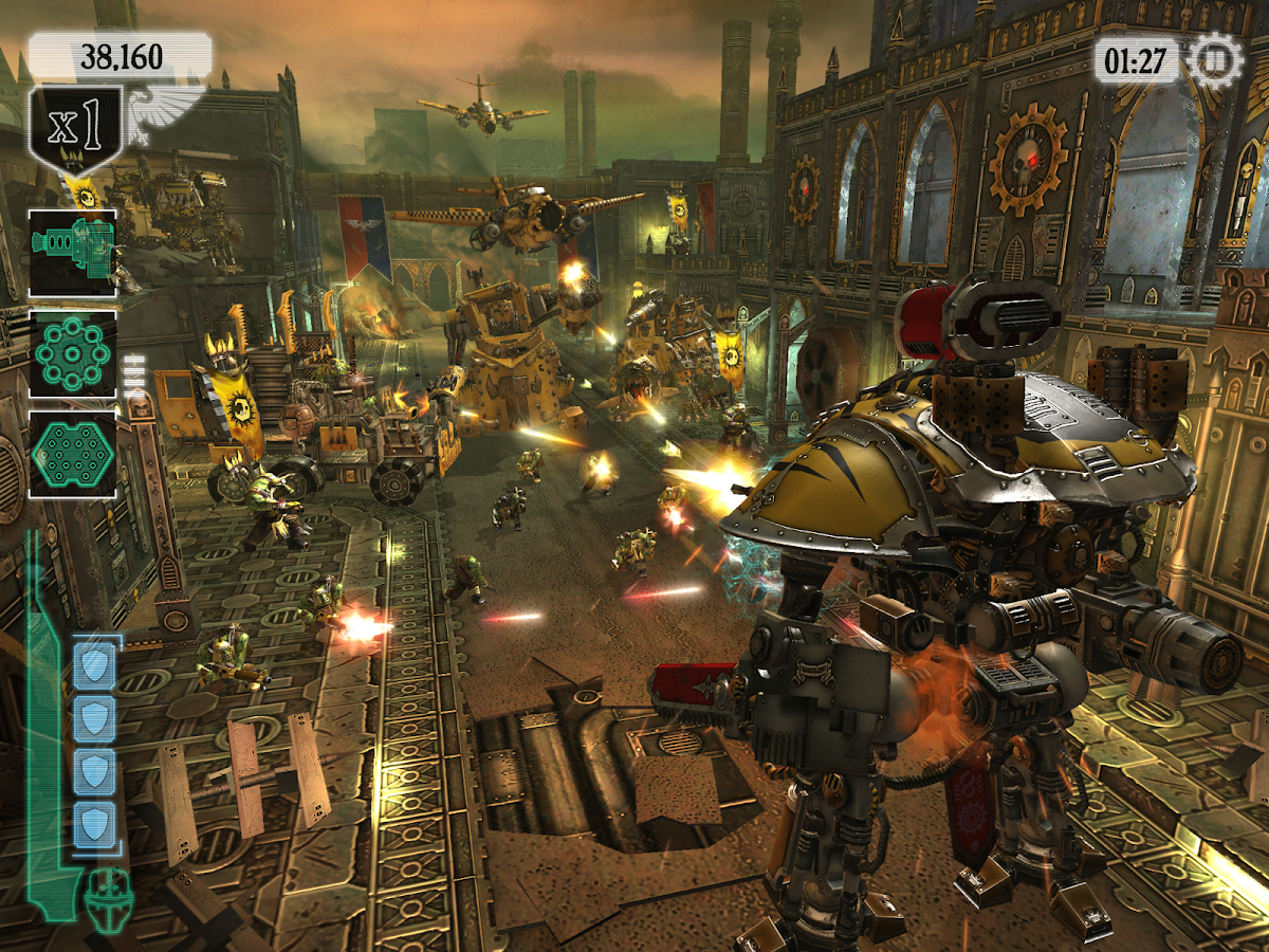 Warhammer 40,000: Freeblade Screenshot 19