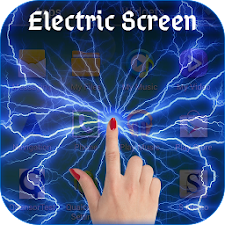 Electric Thunder Screen Prank