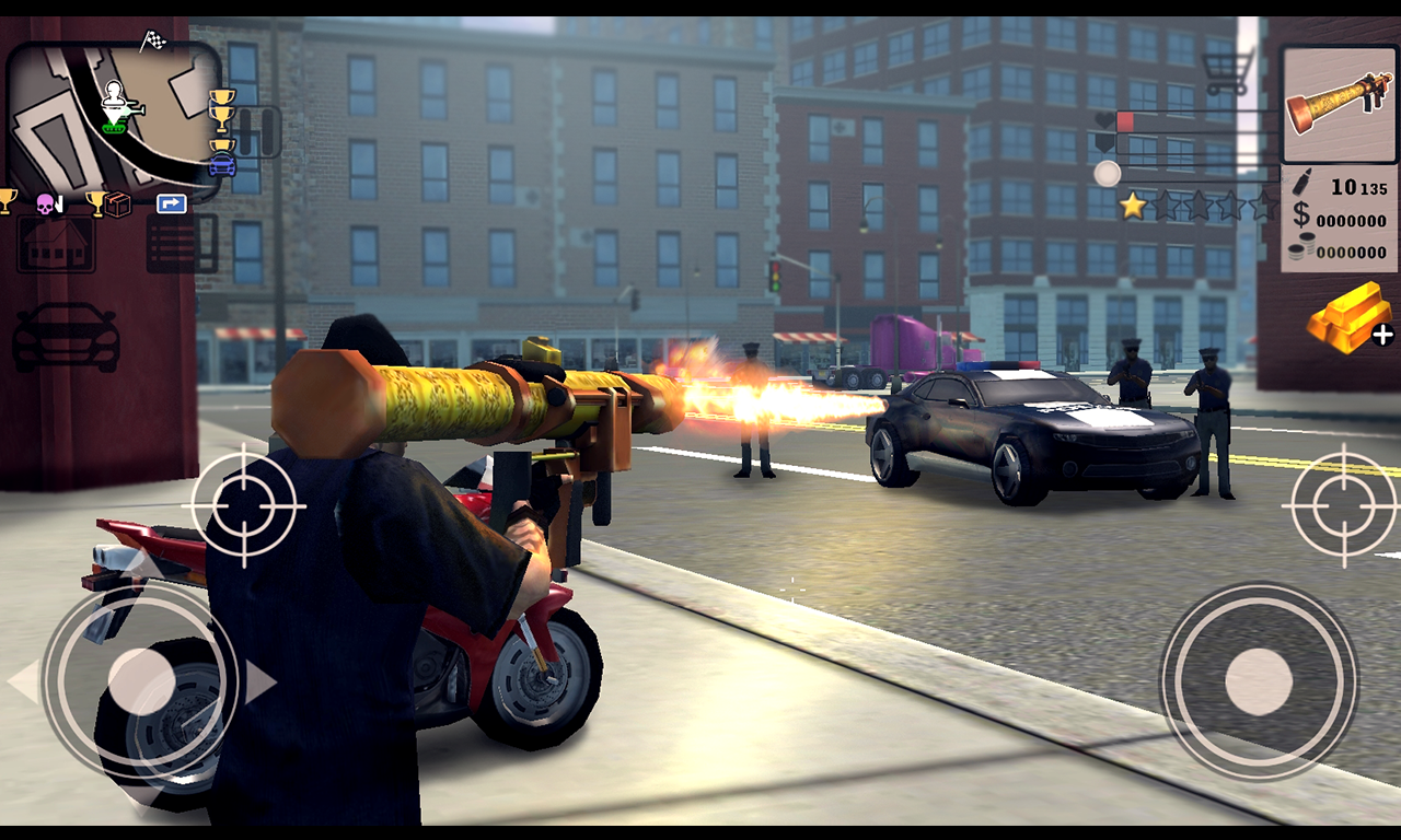 CHICAGO CRIME SIMULATOR 3D Screenshot 2
