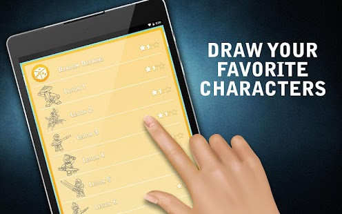 Time Draw for Lego Ninjago APK for Ubuntu