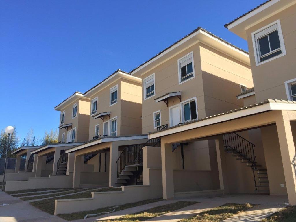 Casa Sobrado Residencial em Condomínio Fechado à Venda, Granja Viana-Jardim da Glória, Cotia - CA0561.