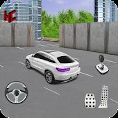 Prado luxury Car Parking Games