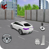 Prado luxury Car Parking Games For PC (Windows/Mac)