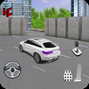 Prado luxury Car Parking Games For PC