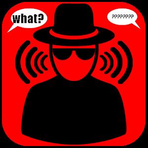 Ear spy Super hearing Amplifier For PC (Windows & MAC)
