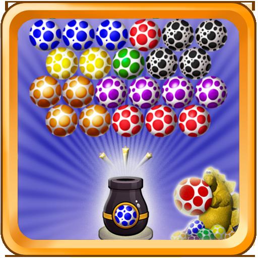 Bubble Shooter - Egg Shoot ! (game)