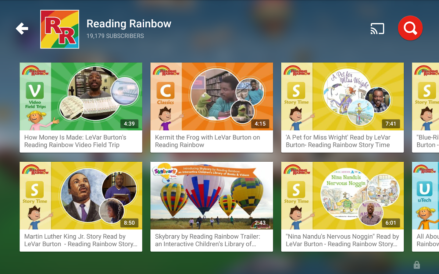 YouTube Kids Screenshot 15