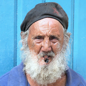 Cuba by Charlotte Weychan - People Portraits of Men ( cigars, men, portrait, cuba )