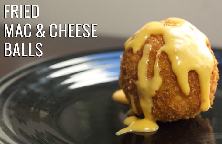 cheese fried mac cheese balls recipe 129664 fried mac amp cheese balls ...