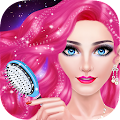Game Hair Styles Fashion Girl Salon apk for kindle fire