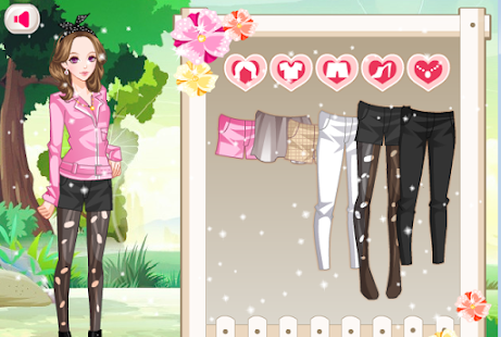 Dressup And Makeover Game