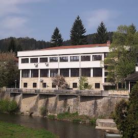 Миг by Georgi Kolev - Buildings & Architecture Public & Historical ( небе., слънце., ден., сгради., дървета. )