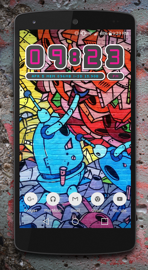 Funk Zooper widget pack Screenshot 0