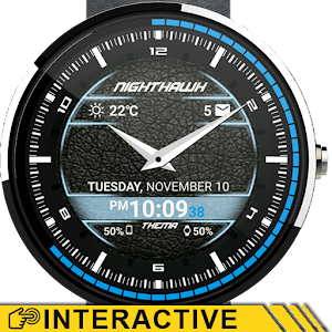 NightHawk Watch Face