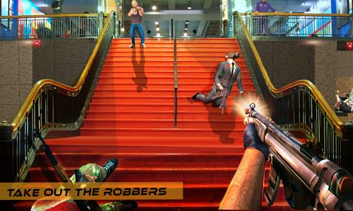 Secret Agent Robbery Escape