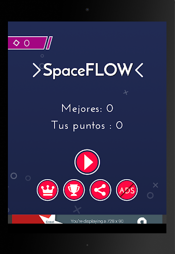 SpaceFLOW - screenshot