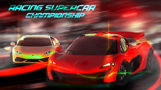 Racing Supercar Championship- screenshot thumbnail