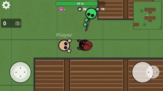 Battle Royale : Survival.io Zombie