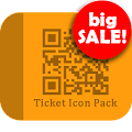 Ticket - Icon Pack Theme APK