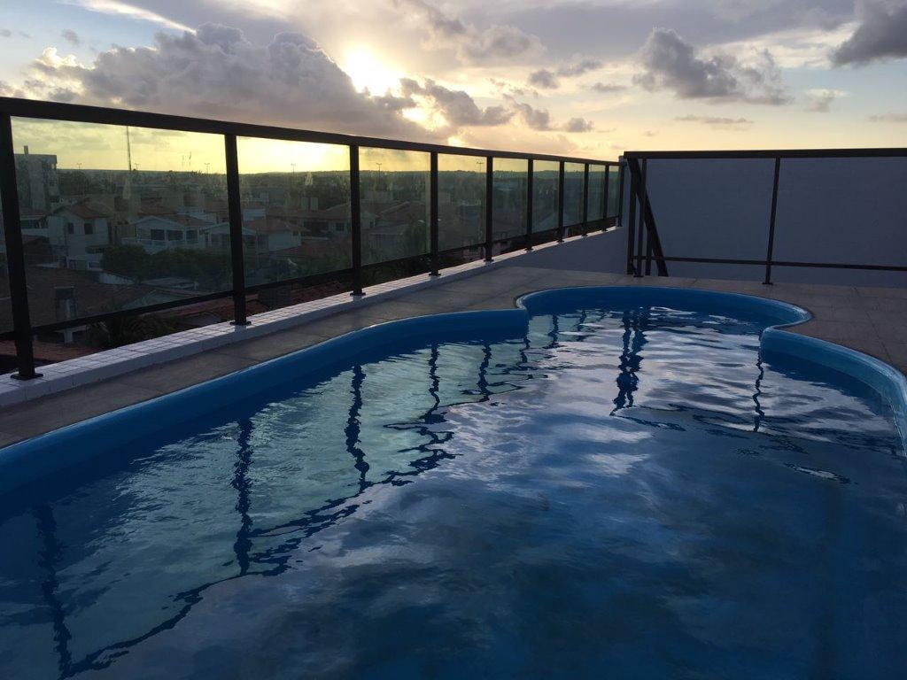 Apartamento residencial para locação, Camboinha, Cabedelo.