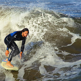 Pourquoi tu souffles ? by Gérard CHATENET - Sports & Fitness Surfing