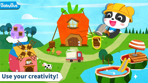 Baby Panda's Pet House Design For PC