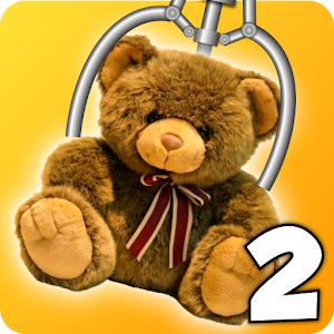 Claw Game Teddy Bear Machine 2