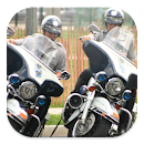 Police Motorcycles City Patrol icon