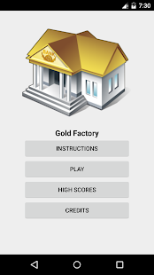 Gold Factory - screenshot