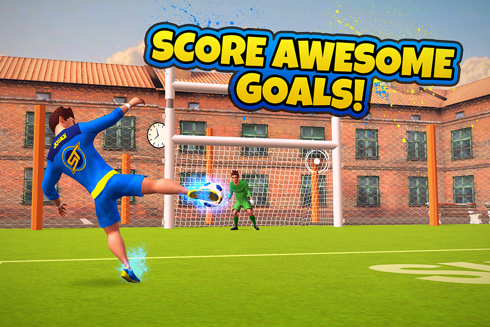 SkillTwins Football Game Screenshot 3