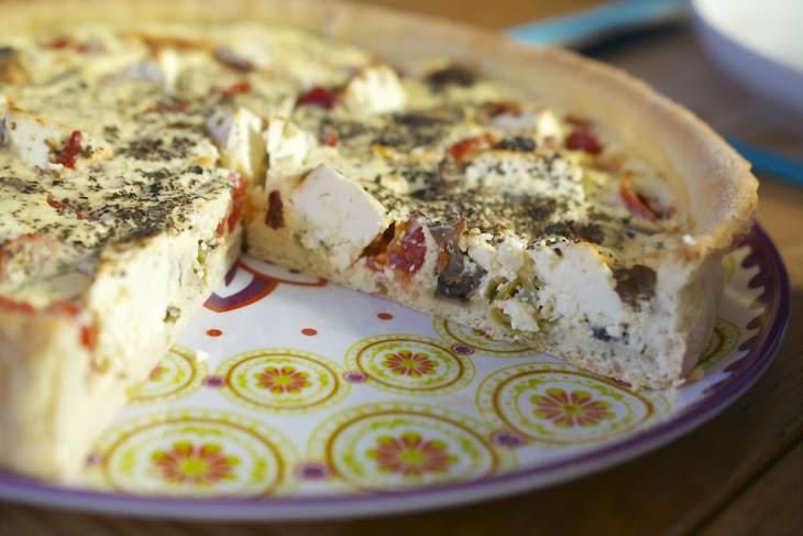 Savoury Summer Tart Recipe   Yummly