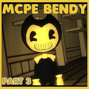 Horror Bendy map for mcpe - part 3 Released on Android - PC / Windows & MAC