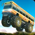 Monster Trucks X: Mega Bus Race APK baixar