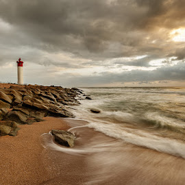 Umhlanga by Sean Van Tonder - Landscapes Beaches ( umhlanga light house, durban. south africa )