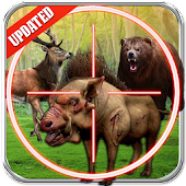Jungle Sniper Hunting 3D APK baixar