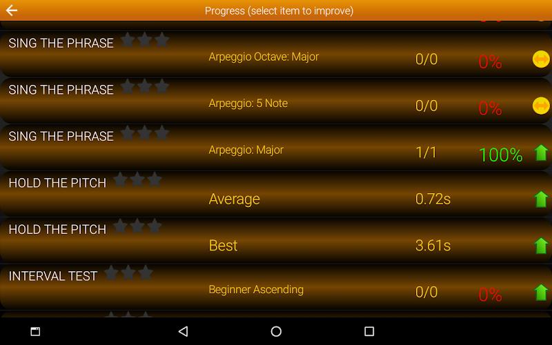 Voice Training Pro Screenshot 12