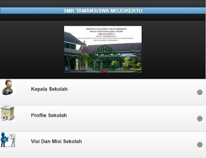 SMK TAMANSISWA (Unofficial) - screenshot
