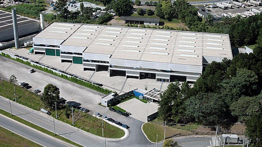 Galpão industrial para locação, Logical Center