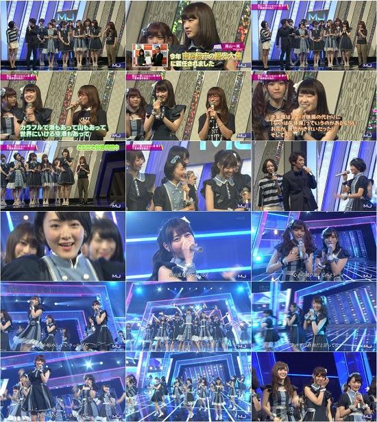 (TV-Music)(1080i) 乃木坂46 Part – Music Japan 150726