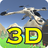 Game Game of Drones 3D APK for Kindle