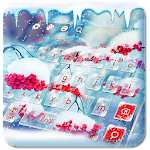 Winter Berry Keyboard Theme Icon