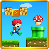 Download Victo's World - jungle adventure - super world for Android.
