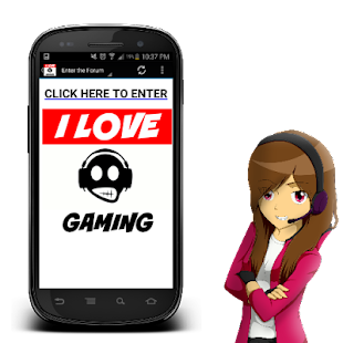 Gaming Love - screenshot
