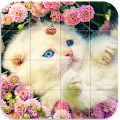Game Tile Puzzle Cats APK for Kindle