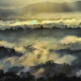 by Hery Sulistianto - Landscapes Mountains & Hills