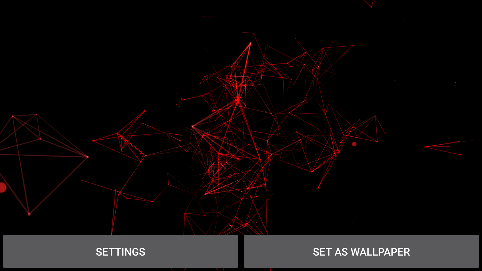 Particle Plexus Live Wallpaper Screenshot 11
