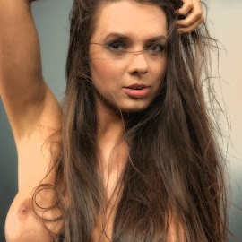 N Hairs by Tatjana GR0B - Nudes & Boudoir Artistic Nude