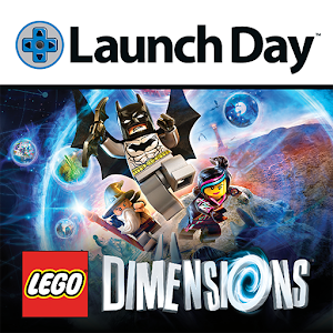 Cover art LaunchDay - Lego Dimensions