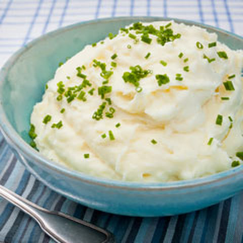 Simply Delicious Creamy Mashed Potatoes