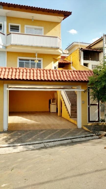 Casa 3 Dorm, Jardim d Abril, Osasco (SO3300)